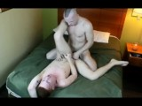 Str8 curious  guy picked up by biker at a bar after last call pt 1
