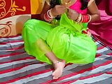Indian married Bhabhi fucking with boy In Homemade video at night