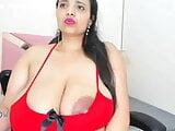Latina with sexy areolas