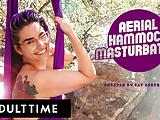 E-girl Takes The Time To Masturbate On A Hike